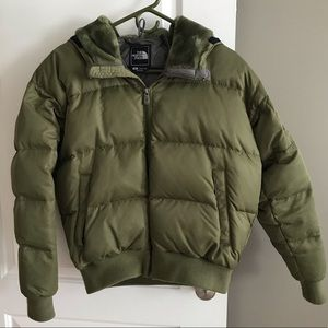 The North Face 550 Puffer Jacket